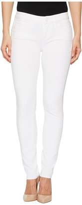 Paige Skyline Ankle Peg in Crisp White Women's Jeans