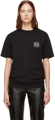 Loewe Black Anagram T-Shirt