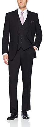 Perry Ellis Men's Three Piece Suit