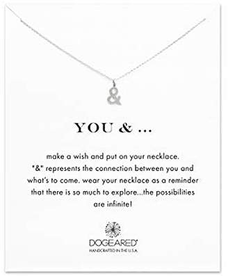 Dogeared Silver Necklace