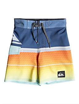 Quiksilver Highline Slab Boy 12 Boardshort (Boys 2-7 Yrs)