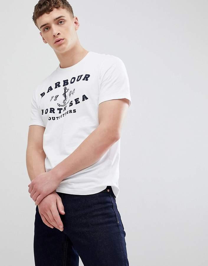 – Mizen – Weißes T-Shirt