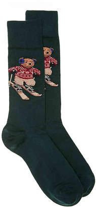Polo Ralph Lauren Ski Bear Crew Socks - Men's