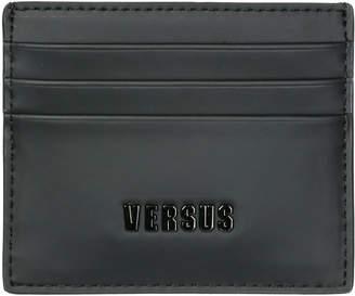Versace Genuine Leather Credit Card Case Holder Wallet