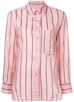 Etoile Isabel Marant striped buttondown shirt