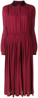 Giambattista Valli lace collar dress