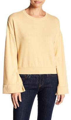 Project Social T Louis Split Sleeve Top