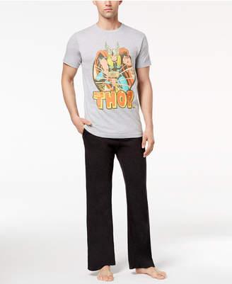 Bioworld Men's Thor Pajama Set