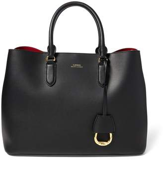 Lauren Ralph Lauren Ralph Lauren Leather Marcy Satchel