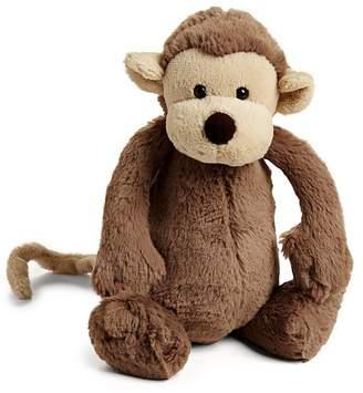"Jellycat Bashful Medium Monkey - 12"""