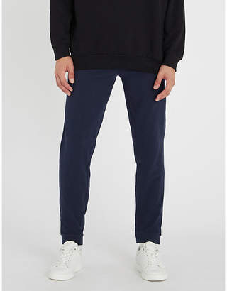 Tommy Hilfiger Relaxed-fit jersey jogging bottoms