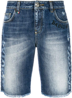 Philipp Plein Babes Only shorts