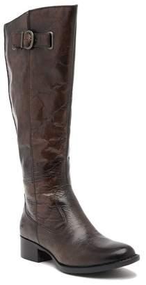 Børn Cort Leather Knee High Boot