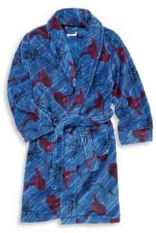Petit Lem Boy's Printed Robe