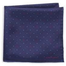 hook + ALBERT Diamond Silk Pocket Square