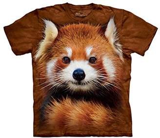The Mountain Children's Red Panda Portrait T-Shirt