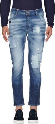Frankie Morello Denim pants - Item 42665442OV