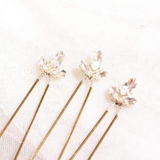 Swarovski Donna Crain Crystal Hair Pins