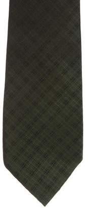 Dolce & Gabbana Hombre Pattern Silk Tie