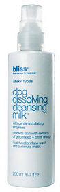 Bliss bliss Clog Dissolving Cleansing Milk, 6.7 oz