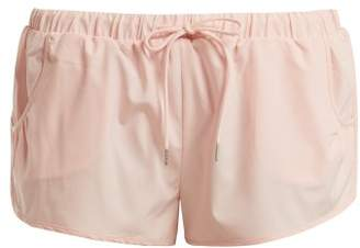The Upside Running Shorts - Womens - Light Pink