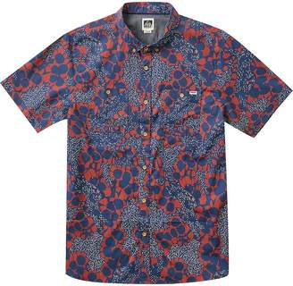 Reef Flower Specks Shirt - Men's