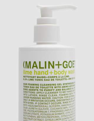 Malin+Goetz Lime Hand+Body Wash