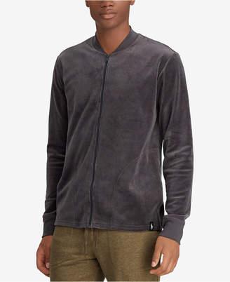Polo Ralph Lauren Men Velour Full-Zip Jacket