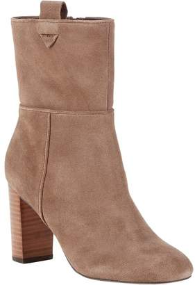 Sole Society Suede Tall Shaft Boots - Wes