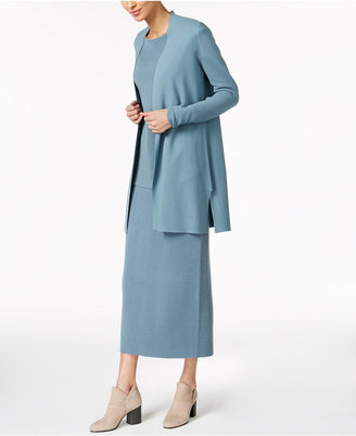 Eileen Fisher Tencel® Draped Cardigan $318 thestylecure.com
