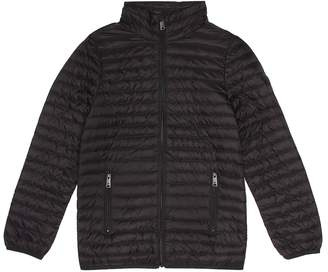 Emporio Armani Kids Quilted down jacket
