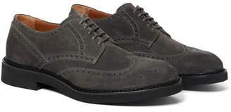 Aquatalia Trevor Suede Shoe