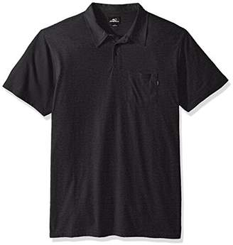 O'Neill Men's Short Sleeve Fraser Polo Shirt