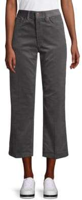Marc Jacobs Wide-Leg Cropped Pants