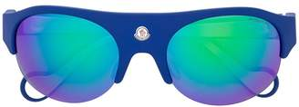 Moncler Eyewear oval-shaped sunglasses