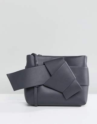 French Connection Knotted Crossbody Bag
