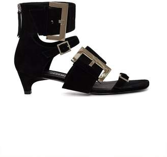 Opening Ceremony Ozzy Buckle Short Sandal