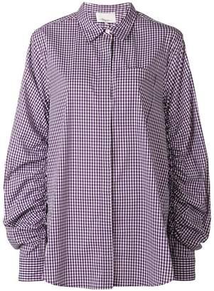 3.1 Phillip Lim gingham shirt