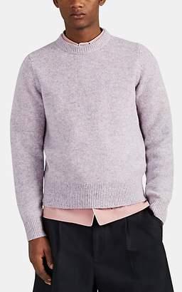 Acne Studios Men's Kai Wool Sweater - Lilac