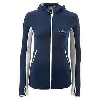 Blend of America Kathmandu Depart Women's Merino Zip Top Long Sleeve Hooded Active Jacket