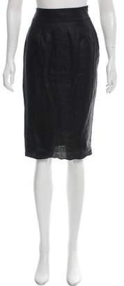 RED Valentino Mini Pencil Skirt