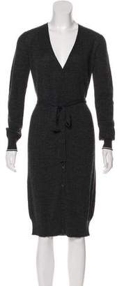 Paul Smith Midi Wool Dress