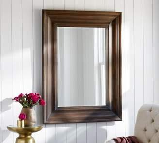 Pottery Barn Telfor Bronze Mirror