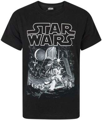 Star Wars Childrens/Boys Official A New Hope T-Shirt