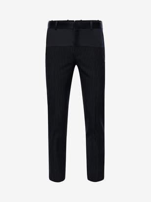 Alexander McQueen Vintage Pinstripe Pants