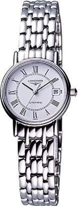 Longines Les Granded Classiques Presence Automatic Transparent Case Back Women's Watch