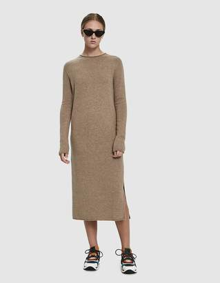 Mijeong Park Wholegarment Long Sweater Dress