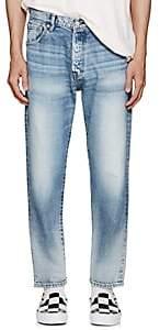Edwin Men's Marlon Selvedge-Denim Slim Jeans - Blue