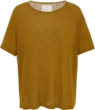 Tempus Now Kalahari Hemp-Cotton Crewneck T-Shirt