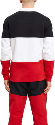 Ralph Lauren Polo By Winter Stadium Rugby Shirt